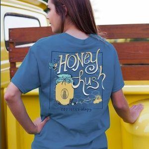 Southernology Honey Hush Graphic T-Shirt